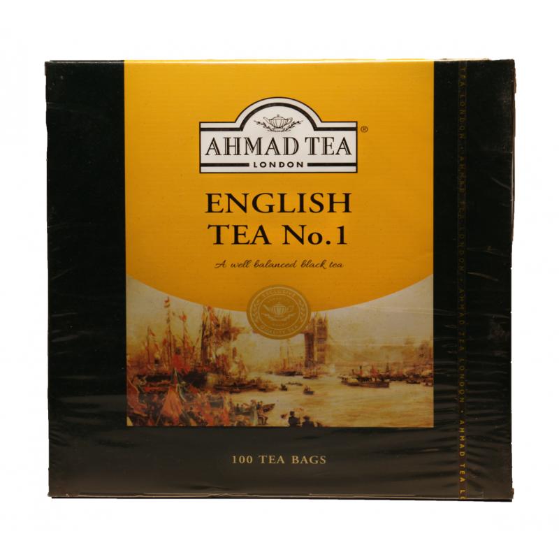Ahmad English Tea No.1|Tea Bags