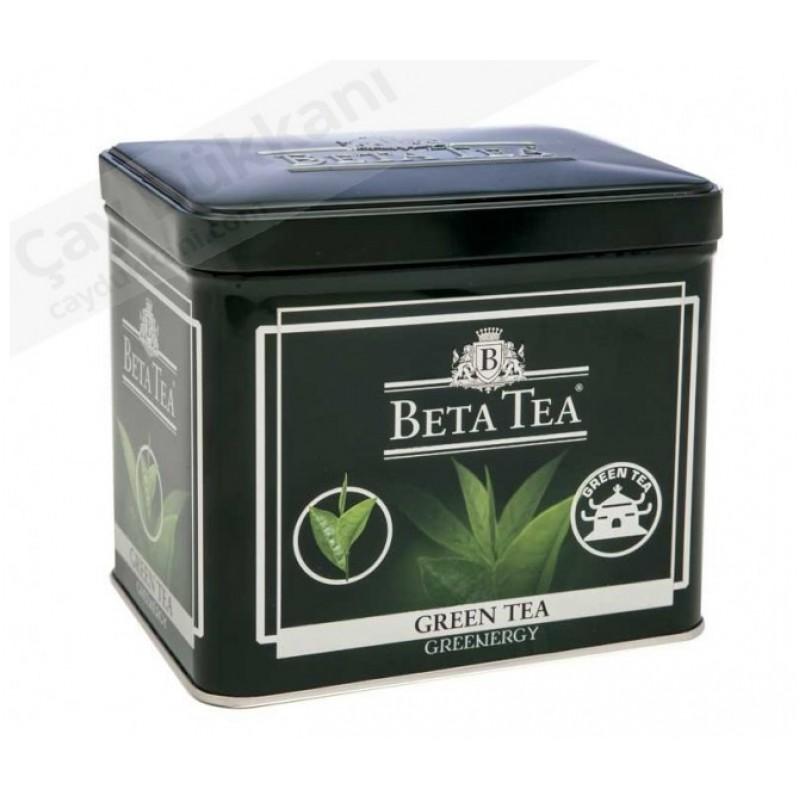 Beta Green Tea Metal Packaging 250 GR