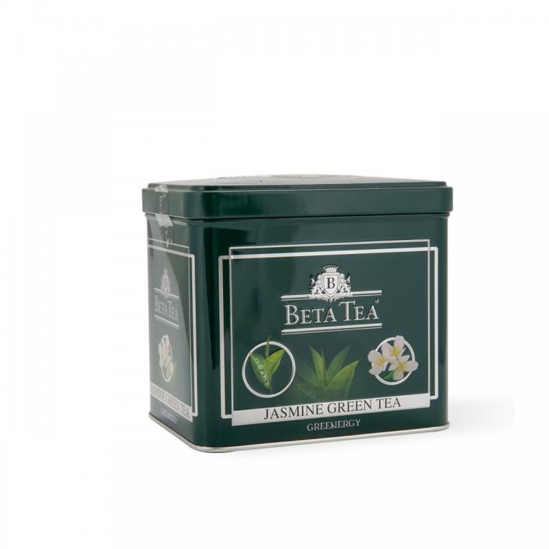 Beta Jasmine Green Tea Metal Packaging 250 GR