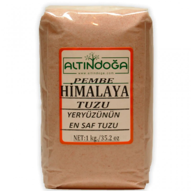 Ground Himalayan Salt (1 KG)