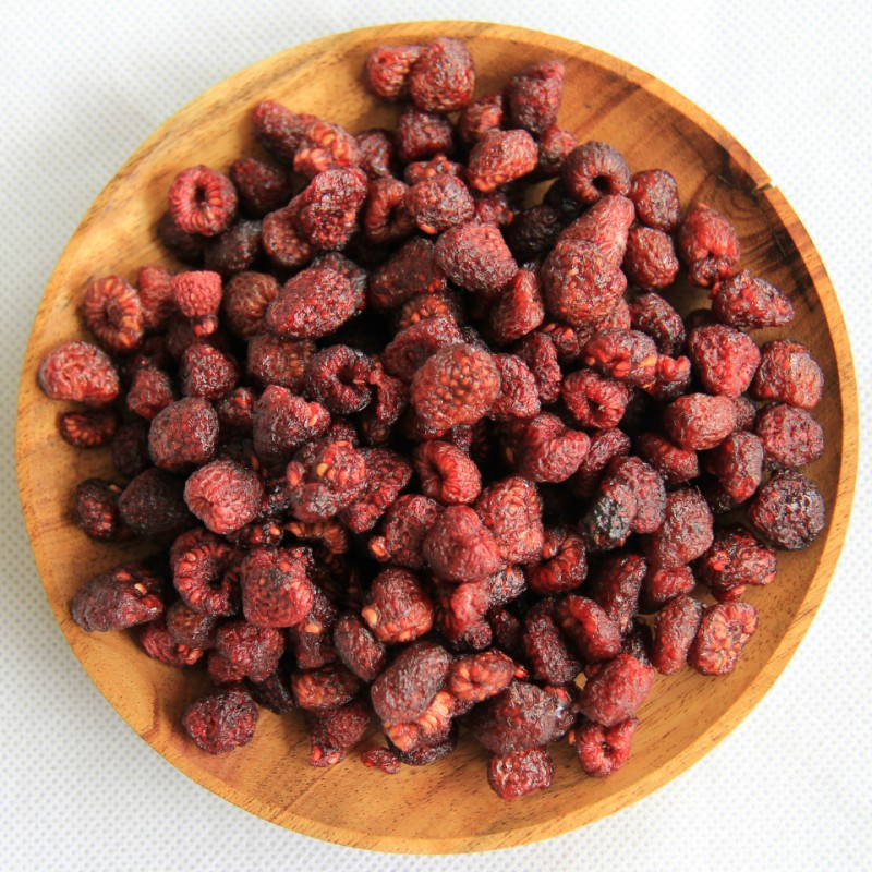 Sugar-Free Dried Raspberry (250 Gr)