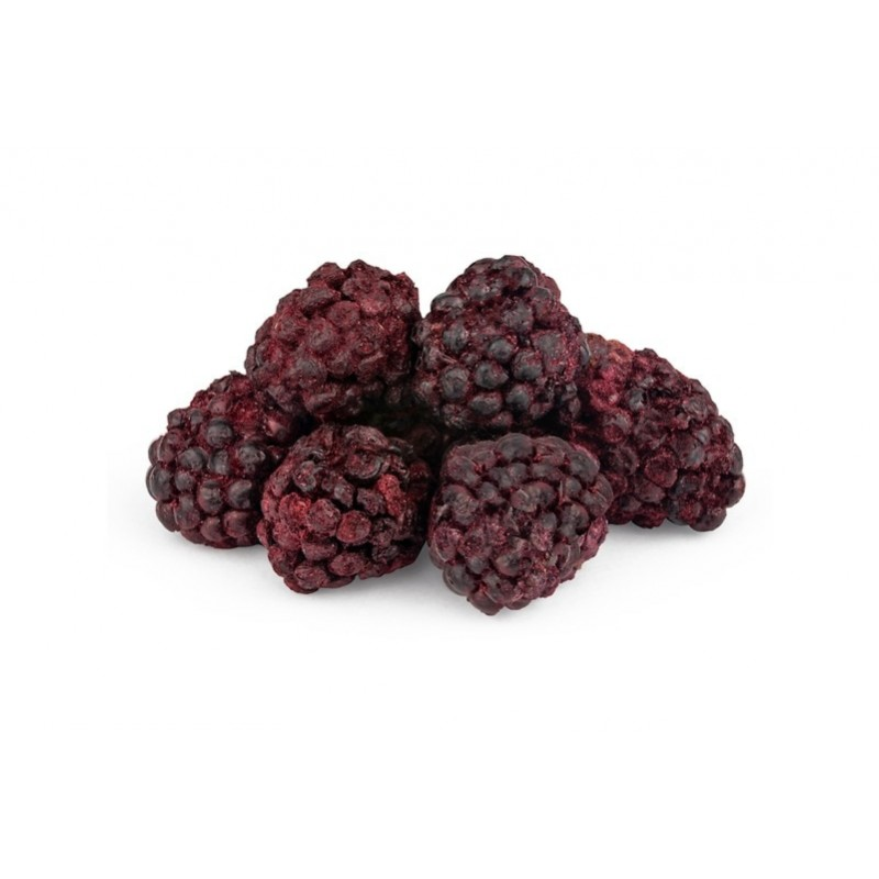 Sugar-free Dried Blackberries (250 Gr)
