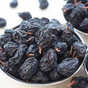 Dried Black Grapes (250 gr)