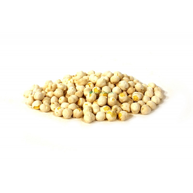 Roasted White Chickpeas (Salted) (250 gr)