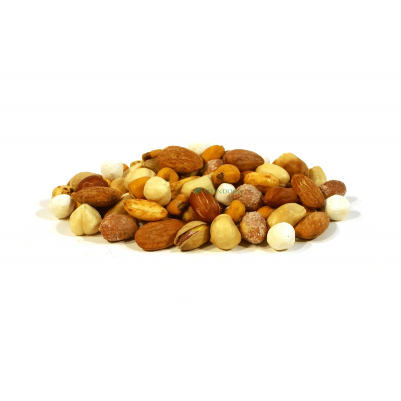 Roasted Mixed Nuts (Salted) (250 gr)